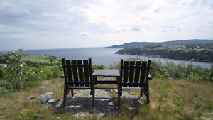 Fully Furnished and Equipped House in Torbay with Ocean View