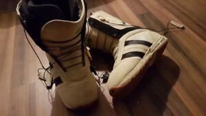 Mens Burton Snowboard Boots Size 15