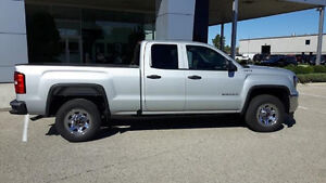 New 2016 GMC Sierra 1500 Double Cab 4x4...plus 0% 84 months! London Ontario image 1