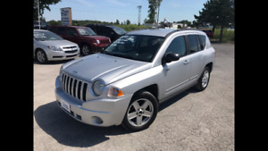2010 Jeep Compass North 116K's! Safety & Etested!