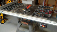Table Saw Mint Condition 10 inch