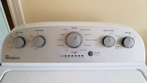 Washer and dryer for sale only 6 months old!!!