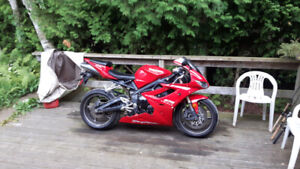 Triumph Daytona New Used Motorcycles For Sale In Canada From