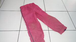 joe fresh girls size 5 splash panta