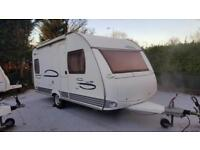 CRISTALL MOOREA 460TL 4 BERTH FIXED BED 2004