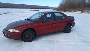 2001 chevy cavilier