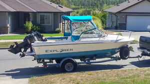 1994 Campion Explorer 185. Fully serviced and ready to go