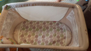Bassinet and other baby stuff
