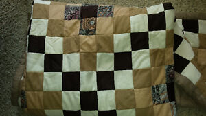 Patchwork Quilts - Home made