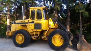 PRIVATE SALE. .. NO GST... VOLVO L50C