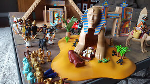 Playmobil Egyptian sets Kitchener / Waterloo Kitchener Area image 1