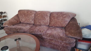 Comfy 3-seater Couch