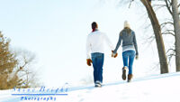 WINTER  PHOTOGRAPHY SPECIAL OFFER - COUPLES/FAMILY/HOLIDAY