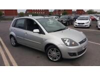 2008 08 FORD FIESTA 1.6 GHIA AUTOMATIC 5DOOR.AMAZING SPEC.LOWMILEAGE,FINANCE ETC