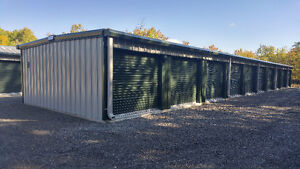 New Self Storage Units Available for Rent.