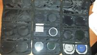 49mm , 55mm, 62mm filters