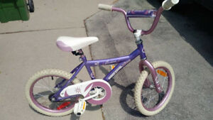 ---- KIDS SUPERCYCLE BICYCLE ---