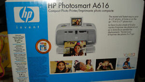 NEW HP Photosmart A616