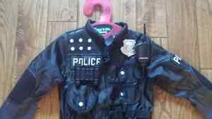 Police costume from costco