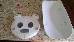 2 in 1 baby scale and children scale