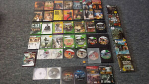 Selling DVDs and Video Games. ALL for $10