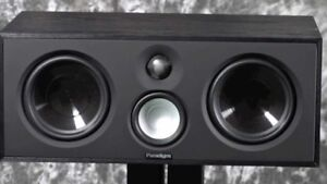 Paradigm Monitor V7 surround 1 and centre 1