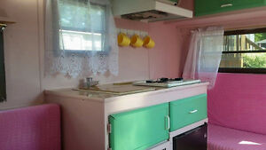 RENOVATED CAMPER TRAILER FOR SALE