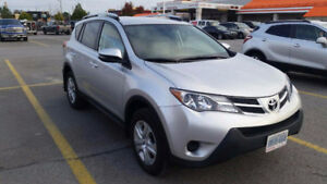2014 Toyota RAV4 LE UPGRADE, REAR CAMERA, AND, SUV, Crossover
