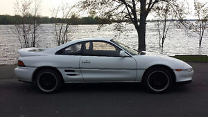 MR2 1992 JDM Turbo - Plated legal / new Engine!!!