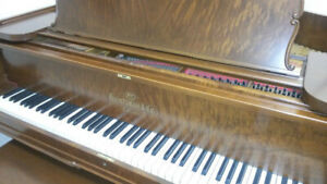 Queen Anne Heintzman Grand Piano