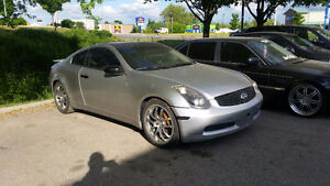 2003 Infiniti G35 sport pack Coupe (2 door)