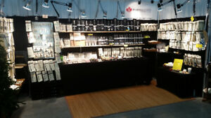 Trade Show Booth / Gridwall
