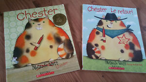 Lot of 2 Mélanie Watt - Chester