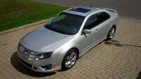 Ford Fusion Sport 2010 AWD Navigation - Condition Incroyable