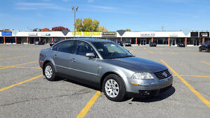 2002 Volkswagen Passat Berline IMPECABLE, V6 AUTOMATIQUE