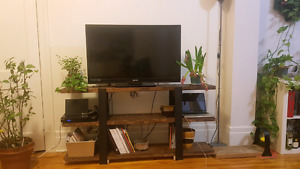 Tv stand, etagere, bibliotheque, shelf, sideboard