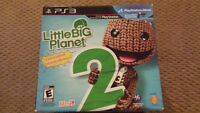 Little Big Planet 2 Collectors Edition - MINT!! - No game