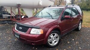 2007 Ford FreeStyle/Taurus X limited SUV, Crossover