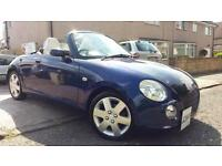 2006 06 DAIHATSU COPEN ROADSTER 0.66 CC TURBO.STUNNING EXAMPLE WITH A FULL S/H .