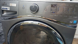 Whirlpool Steam Front Load Washer