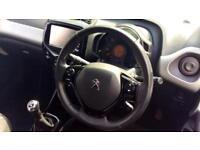 2016 Peugeot 108 1.2 PureTech Allure 5dr Manual Petrol Hatchback