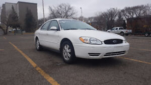 2007 Ford Taurus SEL - 117,702 KMs + Winter Tires & New Battery