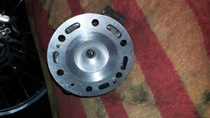 YZ250 cylinder and head