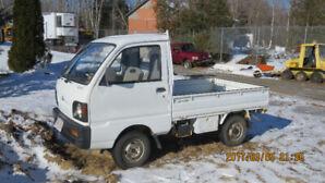 RHD mini truck