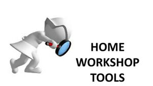HOME WORKSHOP TOOLS