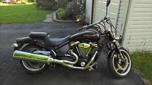 2005 Yamaha Warrior 1700cc - Low KM - Superb Condition