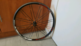 26 inch air line one mountain bike FRONT wheel