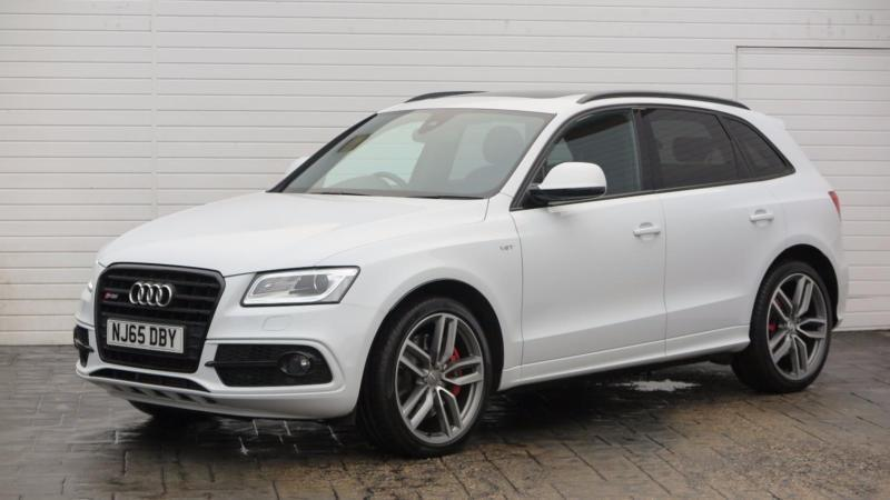 2015 audi q5 2015 65 audi sq5 3 0 tdi quattro tiptronic diesel white automatic in. Black Bedroom Furniture Sets. Home Design Ideas