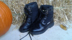 Western Winter Riding Boots