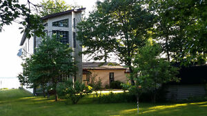 Waterfront property available furnished- NEW PRICE
